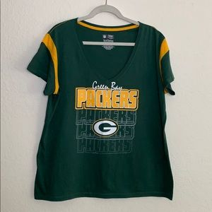 NFL 1st & Fashion | Womens Green Bay Packers Tee